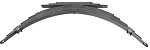 C3 Corvette 1980-1982 2.5 Inch Rear 8 Leaf Spring - Replacement for OE 10 Leaf Spring - Coupe