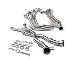 C5 Corvette 1997-2004 5.7L V8 Stainless Steel 4-In-1 Long Tube Exhaust Headers w/ X-Pipe