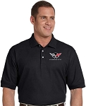 C5 Corvette 1997-2004 Mens Polo - 5 Colors