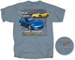 C6 Corvette Grand Sport 2005-2013 -Take Two For Fast Relief T-Shirt