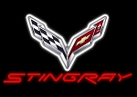 2014+ C7 Corvette Stingray Neon Sign