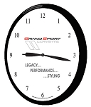 2005-2013 C6 Corvette Grand Sport Clock - 14in