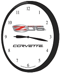 2005-2013 C6 Corvette Z06 Clock - 14in