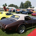 C3 Corvette 1968-1975 Vinyl Hardtop Outer Covers
