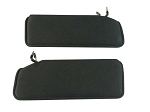 C4 Corvette 1984-1996 Sun Visor Replacement without Mirror