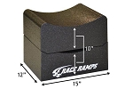 Race Ramps 10-Inch Adjustable Wheel Cribs - Set Of 2