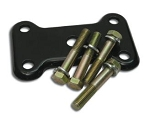 C2 C3 Corvette 1963-1977 Leaf Spring Center Mount Plate w/ Bolts & Washers - Hardware Only Option