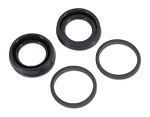 C4 Corvette 1988-1996 Brake Caliper Seal Kit - Front & Rear