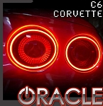 C6 Corvette 2005-2013 Oracle LED Waterproof Afterburner Taillight Kit