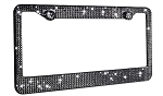 C2 C3 C4 C5 C6 C7 C8 Corvette 1963-2020+ Steel Bling License Plate Frame