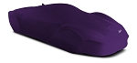 C8 Next Gen Corvette 2020+ Coverking Indoor Satin Stretch Car Cover - Color Options