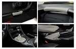 C5 Corvette 1997-2004 Interior Leather Accent Kit for Manual Transmissions - Color Options