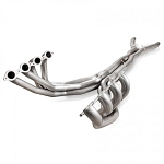 C6 Corvette 2005-2013 Stainless Works Exhaust Headers w/ X Pipe - LS2/LS3/LS7