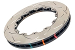 C6 Corvette Z06/Grand Sport 2005-2012 DBA Front T3 5000 Series Replacement Uni-Directional Slotted Rotor