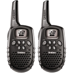 Uniden 16-Mile 22-Channel 2-Way Radios - Black - Pair