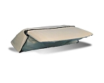 C4 Corvette 1989-1996 Custom Tan Flannel Hardtop Cover