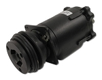 C2 Corvette 1963-1967 AC Compressor - A6 w/ 5in Pulley - Remanufactured