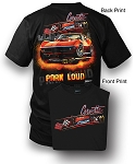 C3 Corvette 1969 Park Loud Shirt