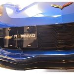 C7 Corvette Z06 / Z51 2014L-2015 License Plate Holder