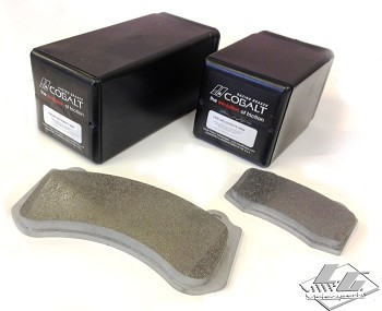 C7 Corvette Stingray/Z06/Grand Sport 2014+ Cobalt Racing Brake Pads
