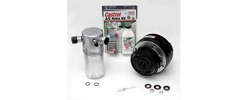 C4 Corvette 1984-1987 Refrigerant A/C Conversion Kit - R12 To R134A