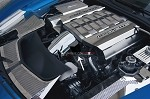 C7 Corvette Stingray/Grand Sport 2014+ Hydro Carbon Fiber Throttle Body Actuator Cover