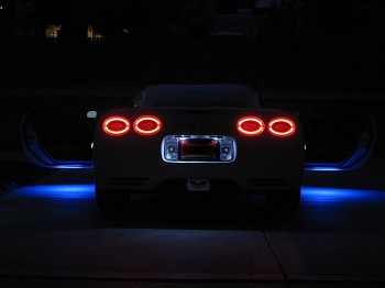 C6 C7 Corvette 2005-2019 LED Superbright Kit - Under Door