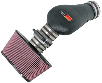 C5 Corvette 1997-2004 K&N Performance Air Intake System
