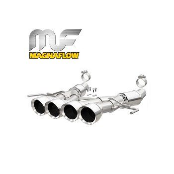 C7 Corvette Stingray/Z06/Grand Sport 2014-2019 MagnaFlow Competition Series Axle Back Exhaust System