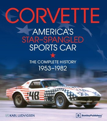 C3 1953-1982 Corvette: America's Star-Spangled Sports Car - Hardcover