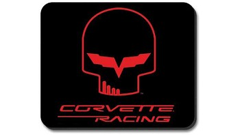 C6 Corvette 2005-2013 Jake Skull Mouse Pads - Multiple Styles