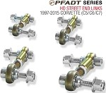 C5 C6 C7 Corvette 1997-2015+ PFADT Series HD Street End Links
