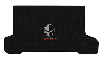 C7 Corvette Stingray/Z06/Grand Sport 2014-2019 Lloyd Ultimat Jake Skull / Corvette Racing Cargo Mats