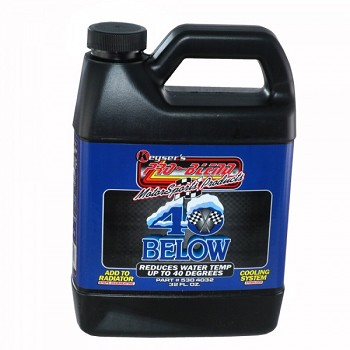 40 Below Radiator Coolant Additive - Pro Blend