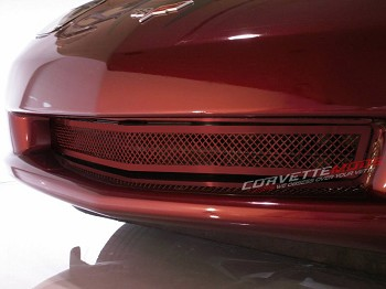 C6 Corvette 2005-2013 Custom Painted Laser Mesh Grille