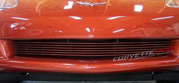 Corvette C6 Custom Painted Aluminum Billet Grille