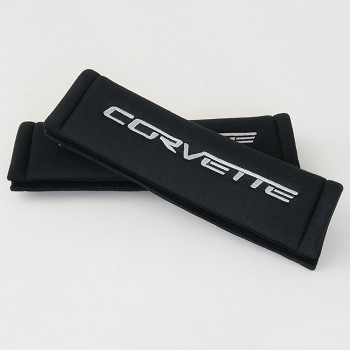 C5 C6 Corvette Base / Z06 1997-2013 Seat Belt Harness Pads