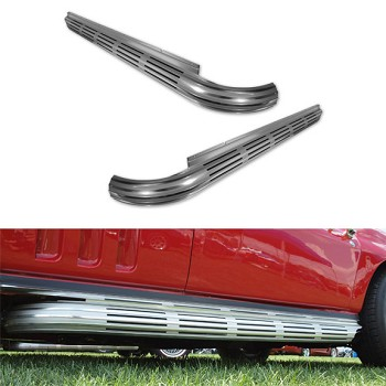 C2 Corvette 1965-1967 Side Exhaust Covers