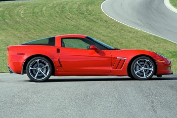 C6 Corvette 2005-2013 GM Grand Sport Complete Body Panel Conversion Kit - Front/Rear/Full Kit Options
