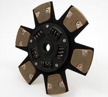 C4 Base / Grand Sport Corvette 1989-1996 Centerforce DFX Clutch Friction Disc - 5.7L V8