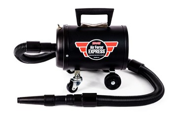 MetroVac Air Force Express Car Dryer