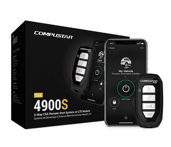 CompuStar Remote Start System with Drone-X1
