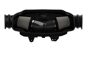 C8 Next Gen Corvette 2020+ Track Series Carbon Fiber Cold Air Intake System w/ Pro Dry S Filters