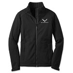 Ladies Corvette C7 Stingray Softshell Jacket