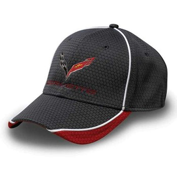 C7 Corvette 2014+ Stingray/Z06/Grand Sport Hex Pattern Cap