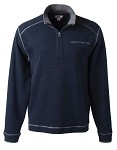C7 Corvette 2014+ Mens Half Zip Fleece