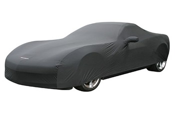 C6 Corvette Grand Sport 2010-2013 GM Logo Car Cover - Indoor & Outdoor Options
