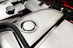 Corvette C5 97-04 Coolant Tank Cover and Cap Polished