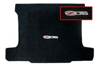 C6 Corvette Z06 2006-2013 Lloyds Ultimat Single Logo Cargo Mat