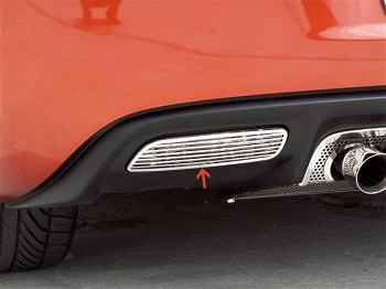 C6 Corvette 2005-2013 Billet Reverse Light Covers